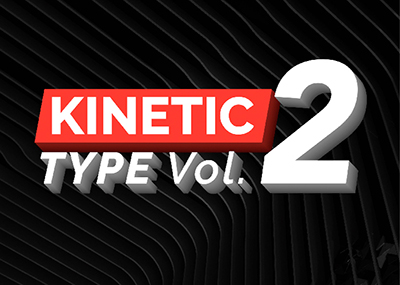 Kinetic Type Vol. 2