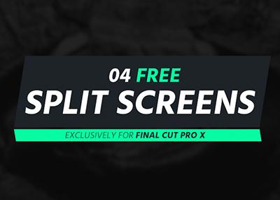04 Free SplitScreens