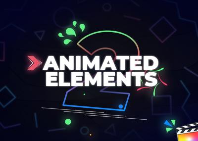 Animated Elements Vol.2